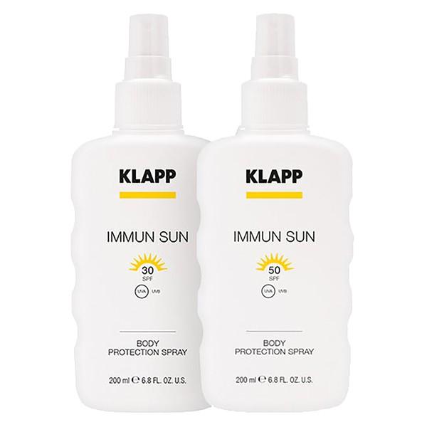 KLAPP IMMUN SUN Body Protection Spray 50 SPF