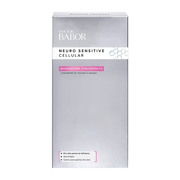 Doctor Babor Neuro Sensitive Cellular Microsilver Concentrate