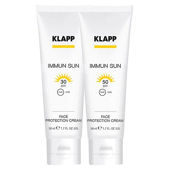 KLAPP IMMUN SUN Face Protection Cream 50 SPF